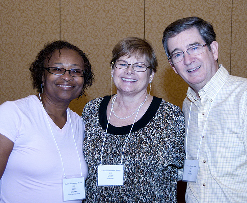 Edna Catchings, Lynda & Dan Walters