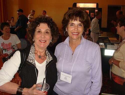 Kathy Thompson, Cassie Tredway