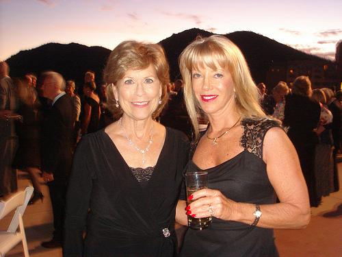 Judy Walker, Rianne Chimblo