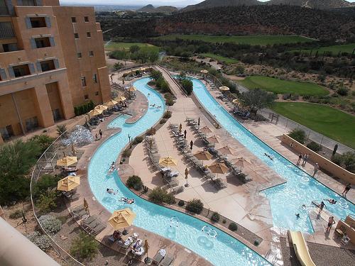 "Tucson ""Hafla"" Lazy River"