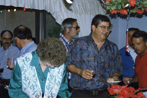 Stevens Christmas in Dhahran - 1993 (6)