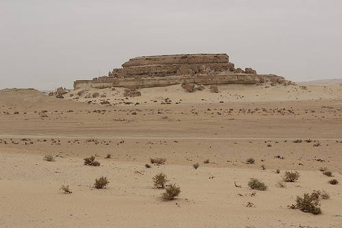 Exploring Around the Ancient City of Haneed (4)