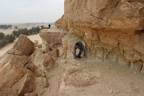 Exploring Around the Ancient City of Haneed (8)