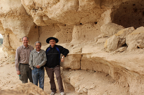 Exploring Around the Ancient City of Haneed