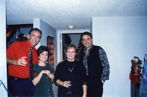 Stevens Christmas in Dhahran - 1994 (3)