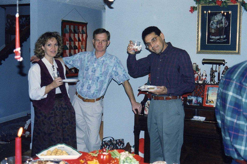 Stevens Christmas in Dhahran - 1994 (5)