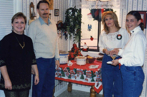 Stevens Christmas in Dhahran - 1994 (1)