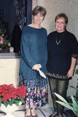 Stevens Christmas in Dhahran - 1994 (6)