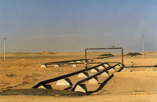Hawtah, Central Arabia Development Project, Saudi Arabia, 1991-1994 (5)
