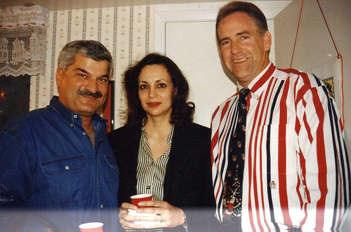 Stevens Christmas in Dhahran - 1995 (4)