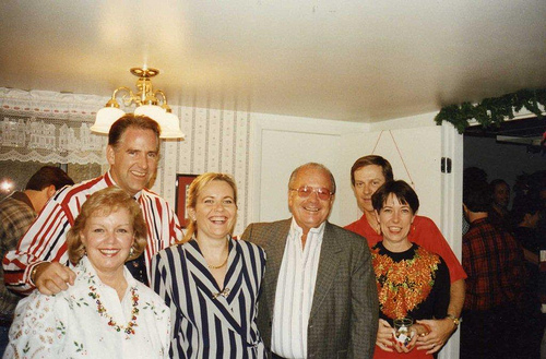 Stevens Christmas in Dhahran - 1995 (5)