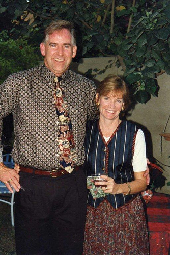 Stevens Christmas in Dhahran - 1996 (2)