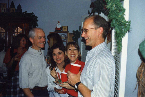Stevens Christmas in Dhahran - 1996 (9)