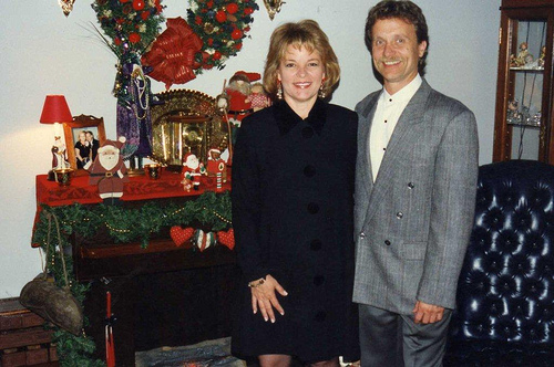 Stevens Christmas in Dhahran - 1996 (10)