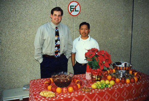 Stevens Christmas in Dhahran - 1996 (11)