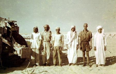 Ras Tanura - 1949