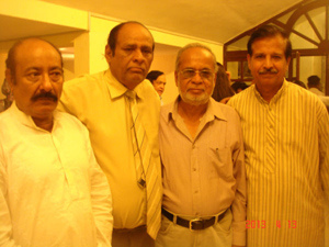 Sham-e-Ghazal in Karachi (4)