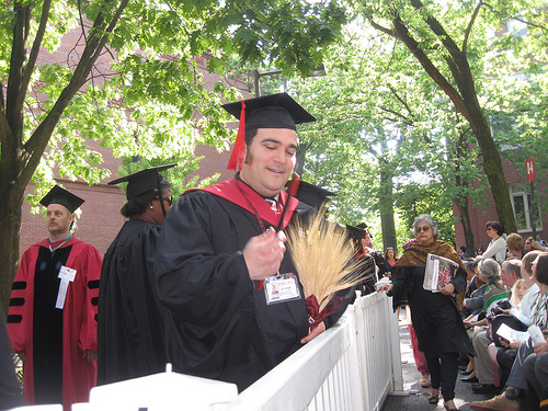 Marlon Robert Leon Banta receives Masters Degree with High Honors from Harvard (5)