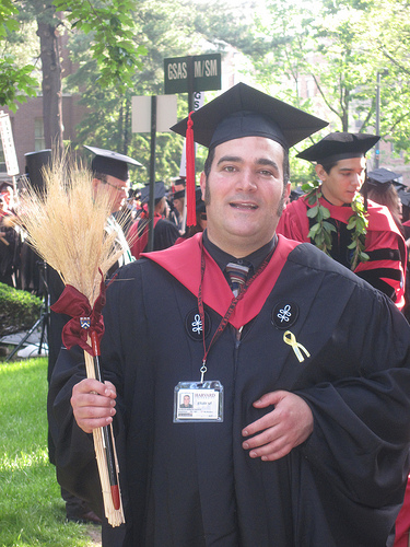 Marlon Robert Leon Banta receives Masters Degree with High Honors from Harvard (2)