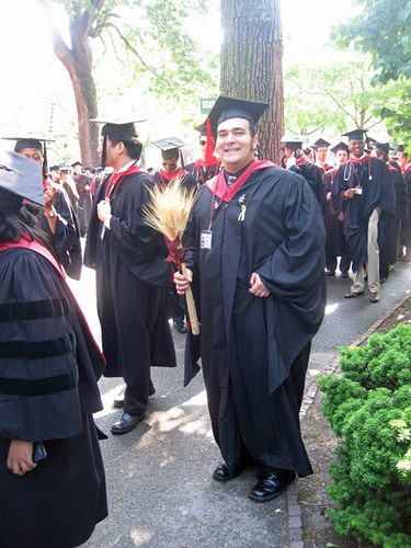Marlon Robert Leon Banta Receives Masters Degree with High Honors from Harvard (4)