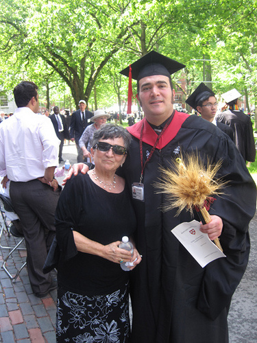 Marlon Robert Leon Banta Receives Masters Degree with High Honors from Harvard (9)