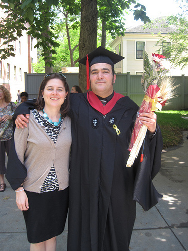 Marlon Robert Leon Banta Receives Masters Degree with High Honors from Harvard (13)