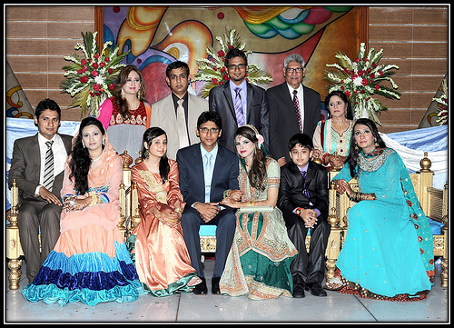 Valima Reception of Faraz Salim and Samia Baig (1)