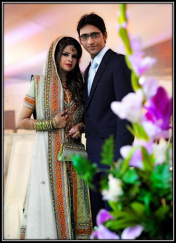 Valima Reception of Faraz Salim and Samia Baig