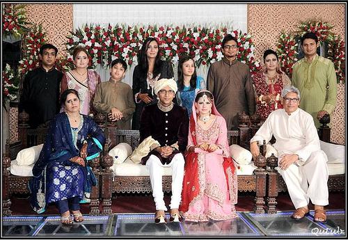 Valima Reception of Faraz Salim and Samia Baig (3)