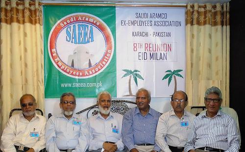 SAEEA 8th Reunion and Election