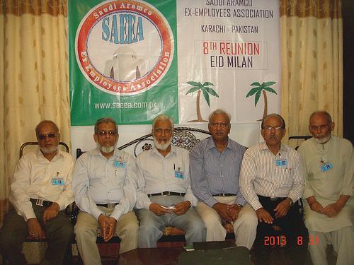 SAEEA 8th Reunion and Election (1)