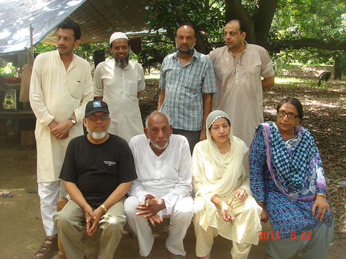 Family Visit to India (2)