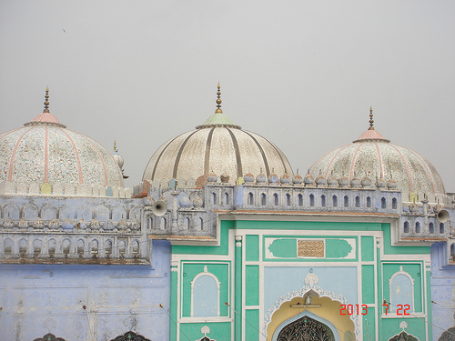 Family Visit to India (4)