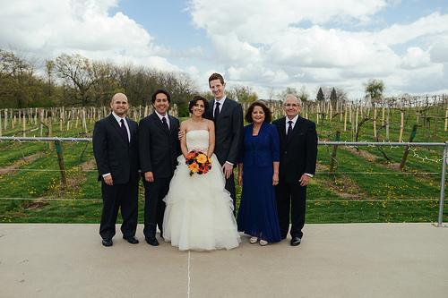 Aramco Brat Daniella Triebwasser Marries Nowlan Freese (1)