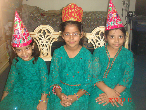 Mariam A. Rehman Celebrated her 8th Birthday (2)