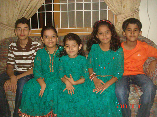 Mariam A. Rehman Celebrated her 8th Birthday (5)