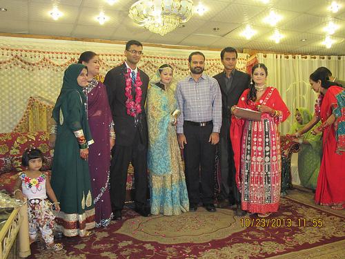 Fahad Ali Hameed marries Javeria Rashid (4)