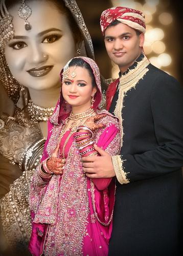 Fahad Ali Hameed marries Javeria Rashid