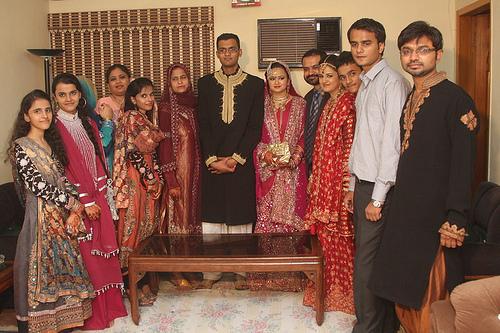 Fahad Ali Hameed marries Javeria Rashid (6)
