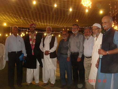 Fahad Ali Hameed marries Javeria Rashid (7)