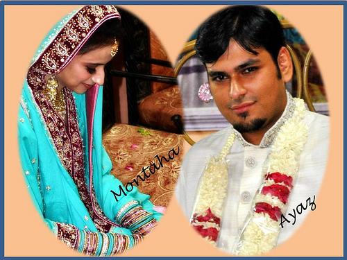Montaha Alavi and Ayaz Jafri Wed (27)